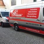 KFZ Beschriftung Werbetechnik Karlsruhe Autoaufkleber
